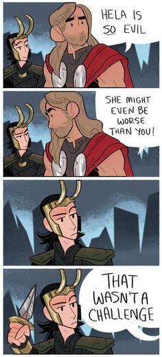 Thor: Ragnarok || He's gotta defend his title