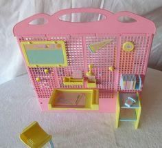 Barbie Skipper Teen Time Sleep N Study 1988 Mattel 1921 Very Nice Set | eBay