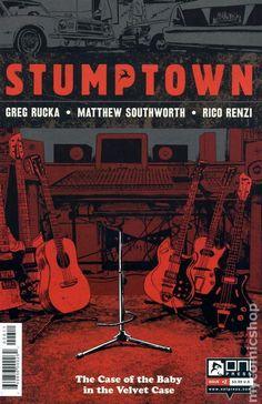 Stumptown (2012 Oni Press) Volume 2 2