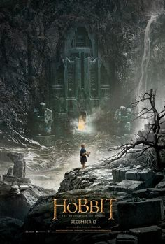 Movie Poster: The Hobbit, The Desolation of Smaug