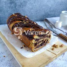 Úžasná čokoládová babka French Toast, Cakes, Cooking, Breakfast, Food, Kitchen, Morning Coffee, Cake Makers, Kuchen