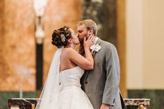Gina and Erik's Purple and Lavendar Wedding at Two Brother's Brewing Co » Two Birds Photography Blog