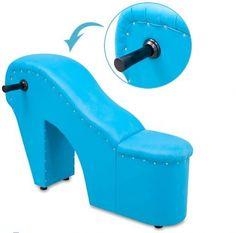 Um objeto de decoração que é um brinquedo para a hora do sexo: essa é a ideia dos puffs eróticos. Eles têm designs exclusivos e inovadores que facilitam a realização de posições mais ousadas.