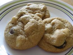Delectably Gluten-Free: Chocolate Chip Cookies