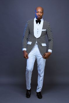 Ankara Xclusive: 2018 ankara styles for men : Awesome Ankara shirt outfits For Men African Attire For Men, African Clothing For Men, African Shirts, African Wear, Nigerian Men Fashion, African Men Fashion, African Fashion Dresses, Costume Africain, Ankara Styles For Men