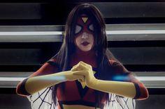 Marvel | Spider-Woman by Ledum.deviantart.com on @DeviantArt