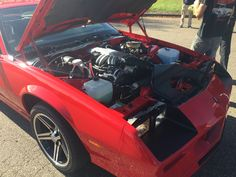 Classic Camaro Restoration & Performance by Quarter Mile Muscle. Contact QMM today with your project (704)664-9544.