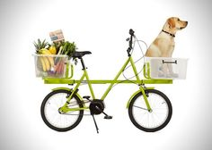 Donky Cargo Bicycle for 890.00 I think I can get my brother to DIY this