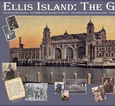 ellis island exhibits - Google-haku