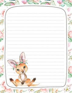 Printable Lined Paper, Free Printable Stationery, Free Printables, Pretty Writing, Pen Pal Letters, Writing Paper, Adult Coloring Pages, Cute Designs, Paper Crafts