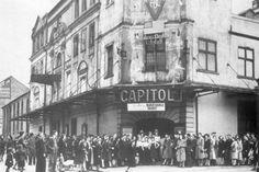 Capitol Cinema, Goodson Street, Hanley - seemed like fun at the time