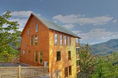 Pigeon Forge Vacation Rental - VRBO 350300 - 3 BR East Cabin in TN, Book Rest of October 164.00 a Night Plus Fee's Book Now