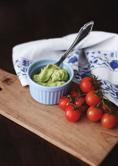 Chickenwraps mit Guacamole {Let's cook together}