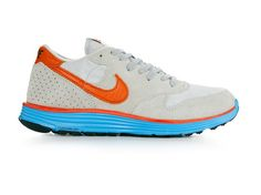 Nike Lunar Force 1 '14 Speckle Hot lava & Navy | Sneakers actus