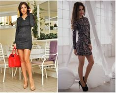 Everyday dresses 2016-2017 - trends and photos