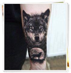 wolf tattoos4