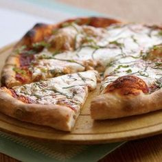 Pizza rezept quattro stagioni