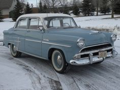1954 hudson   1954 Hudson Hemmings Motor News
