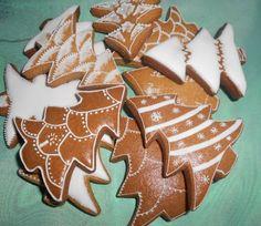 perníčky kreslené - Hledat Googlem Sugar, Cookies, Desserts, Food, Crack Crackers, Tailgate Desserts, Deserts, Biscuits, Essen
