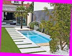 Small Swimming Pools, Small Pools, Swimming Pools Backyard, Swimming Pool Designs, Small Yards With Pools, Swimming Pool Tiles, Lap Pools, Indoor Pools, Small Backyards