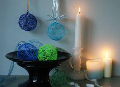 Des boules de Noël au stylo 3D pour décorer le sapin !