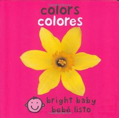 Bilingual Bright Baby Colors (Spanish Edition) by Roger Priddy