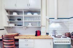 FINN – Praktfull murvilla av arkitekt F. Kitchen Cabinets, Real Estate, Home Decor, Decoration Home, Room Decor, Cabinets, Real Estates, Home Interior Design, Dressers