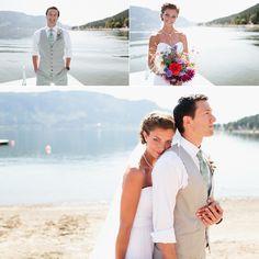 Jamie Delaine Shuswap Wedding BC