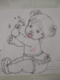 Children, Kids, Coloring Pages, Diy Crafts, Sewing, Drawings, Illustration, Baby, Kids Coloring
