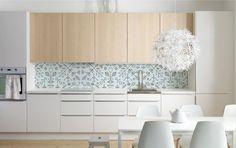 Keukenbehang TEKENING | Ikea KEUKENS | 123kea
