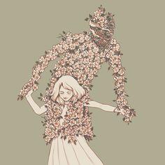 Summer End, an art print by Cynthia Tedy - INPRNT