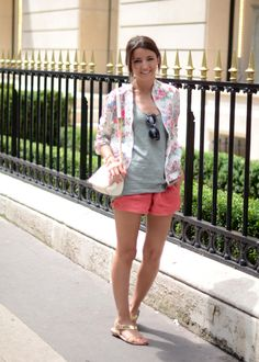 From Lovely Pepa blog:  sandals: Lovely Pepa x Krack – Shi Tzu (s/s 12),  jacket: SUITEBLANCO (s/s 12),  shorts: Zara (s/s 11),  top: Rams 23 (s/s 11),  bag: Tous,  sunglasses: Prada,  watch: Marc by Marc Jacobs,  bracelets: Asos