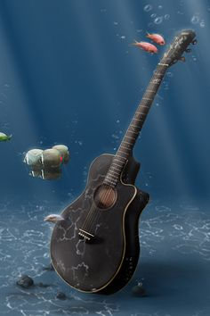 the feeeesh is all i got this let me play le wild guitar