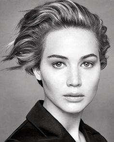 Jennifer Lawrence for Dior»