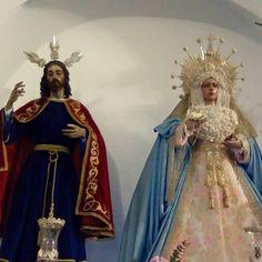Una foto de María Jesús Boragno para nuestra cuenta atrás hasta la llegada de la #PasionenJerez. #OJRTV #YoveoEntrevarales