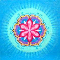 Mandala Ogniska Domowego www.mandalavision.pl