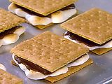 six minute s'mores!