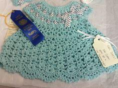 Plumeria Baby Dress