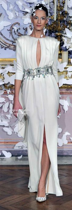 8c28930cedc Alexis Mabille Spring 2014 Haute Couture