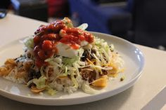 Taco Salads w/ Rice