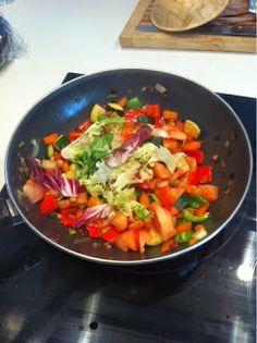 C mo cocinar con wok las claves para lo hagas bien y - Cocinar con wok en vitroceramica ...
