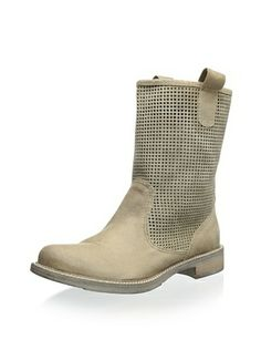 Charles David Women's Mica Slouch Boot (Beige)