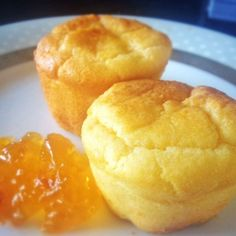 Very yummy.  Made them in a muffin top pan and used them for strawberry shortcake.