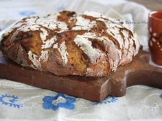 Tentações Sobre a Mesa: Broa de Milho com Salpicão