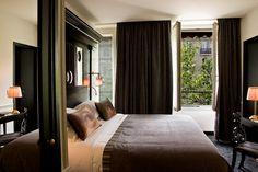 Room Hôtel Observatoire Luxembourg Paris