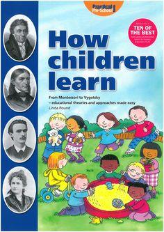 Vygotsky e.a; How childern learn.  Boek in het bezit van Emiel van Doorn