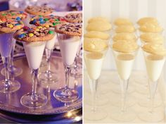 {Weddings Trends} Milk and Cookies - Belle the Magazine . The Wedding Blog For The Sophisticated Bride