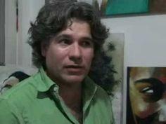 Juan González Uribe, pintor   Entrevista Agencia EFE Afro, Che Guevara, African, Music, Artwork, Youtube, Interview, Musica, Musik