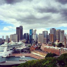 AUS:2015 Day_06 / Sydney. / #sydney #sydneyharbour #sydneyharbourbridge #sydneyskyline #australia by justinpaulware http://ift.tt/1NRMbNv