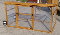 "6' X 3' Aviary Panel Bird Rabbit Chicken Poultry Run Pen Cage 1"" X 1/2"" 19g Wire"